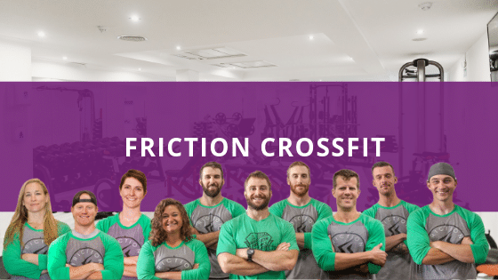 Friction CrossFit - Clear Connections Chiropractic