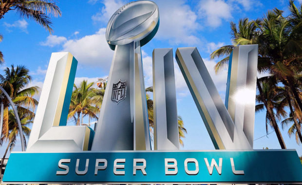 Super Bowl 2020 Logo